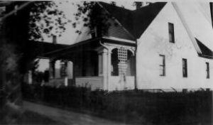 Home in Hills where Louise and her husband Al Jenn raised Louis and his siblings. This home still stands just down the street from Atrium Village today.